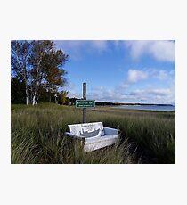 Whitefish Bay Photographic Print
