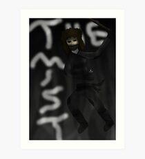 Arryn Zech - The Mist Art Print