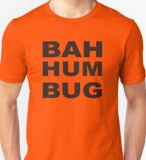 Bah Hum Bug Scrooge Christmas Charles Dickens T-Shirt