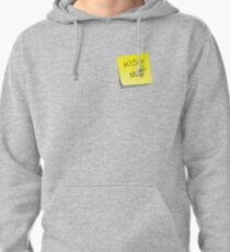 Cheesy prank Pullover Hoodie