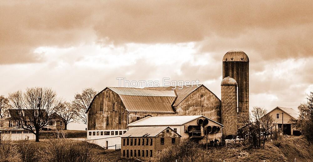 Pennsylvania Farm by Thomas Eggert