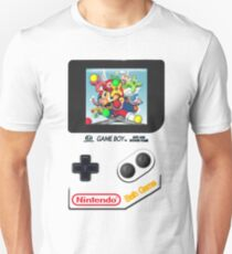 Gameboy Bath Game Unisex T-Shirt