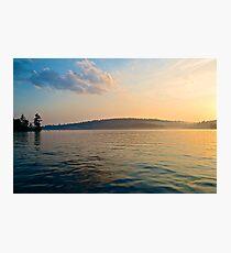 Granite Lake Photographic Print