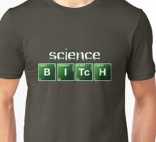 Science Bitch - Jessie Pinkman Unisex T-Shirt