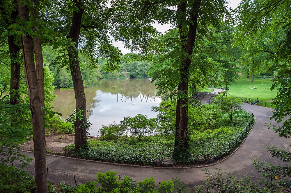 Central Park Serenity Now II by Ray Warren