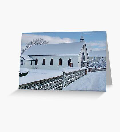 Langford BC Canada Greeting Card