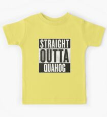 Straight Outta Quahog - The Family Guy Kids Clothes