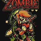Legende von Zelda Zombie von BearBon