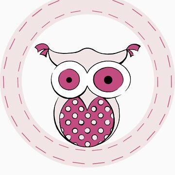 Owl by NathalieBruyer