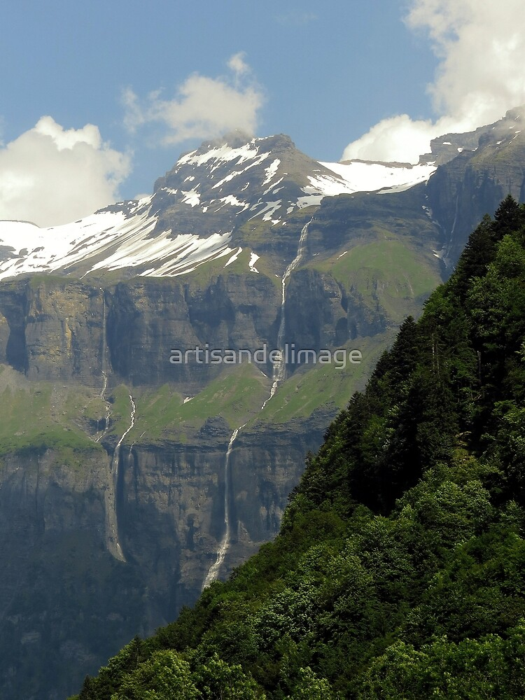 Views From The Alps ~ Part Six by artisandelimage
