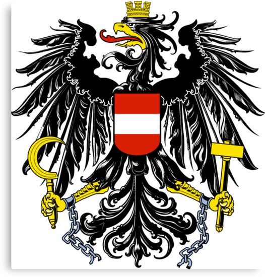 Austria Coat of Arms  by abbeyz71