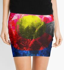 Colorado Flag Mini Skirt