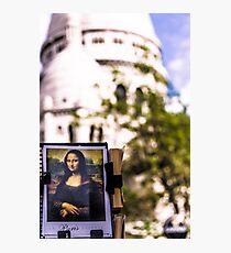 La Joconde Photographic Print