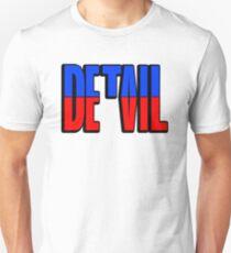 Devil in the Details Unisex T-Shirt