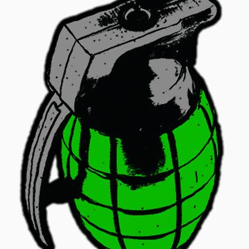Grenade by Tyger-Graphics