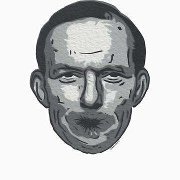 "The ""Honourable"" Tony Abbott MP by Schultzyboy"