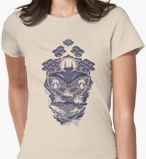 Mantra Ray Women's Fitted T-Shirt