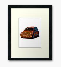 2003 Chrysler PT Cruiser Framed Print