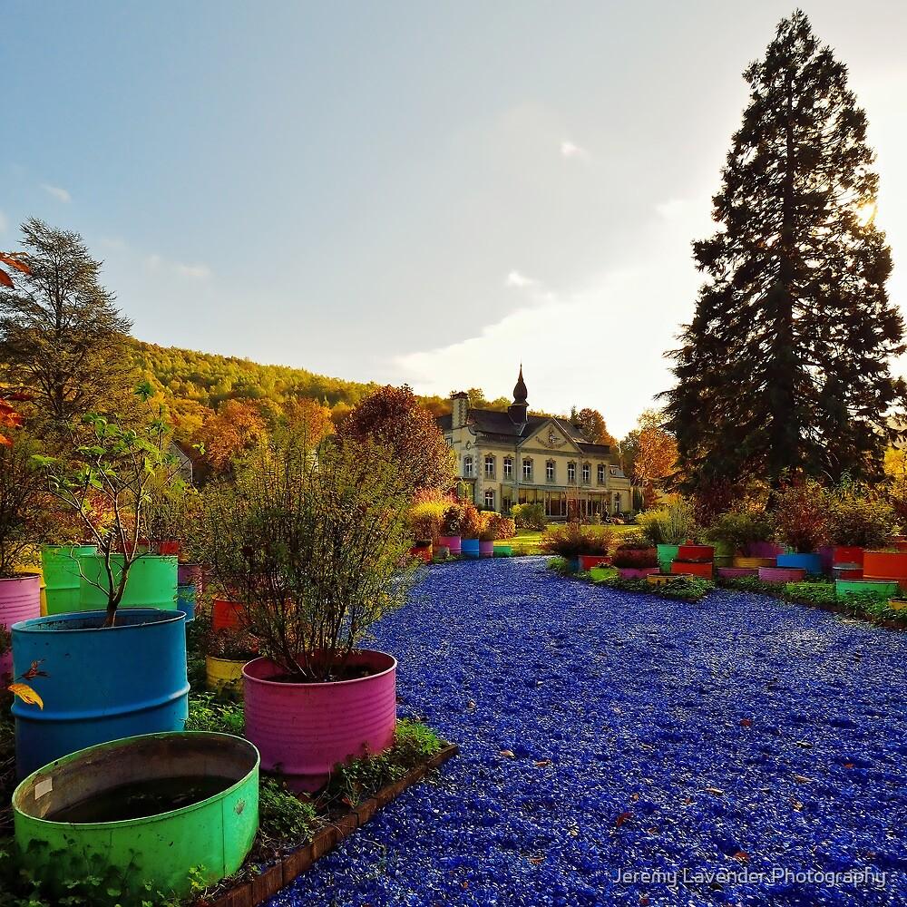 Le Chateau des Thermes - Chaudfontaine, Belgium by Jeremy Lavender Photography