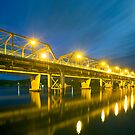Shoalhaven River Bridge by Peter Doré