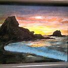 """"""" Beach Serenity """" by artbyjay"""