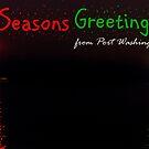Seasons Greetings from Port Washington by James Meyer