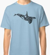 Tribal ~ Orca Whale Classic T-Shirt