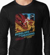 Burglars and Dragons Long Sleeve T-Shirt