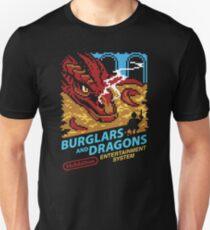 Burglars and Dragons Unisex T-Shirt