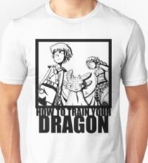 How to Train Your Dragon --Epic Angle  Unisex T-Shirt