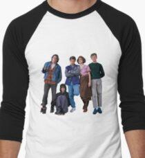 The Breakfast Club Crew! Men's Baseball ¾ T-Shirt