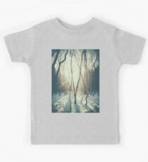 Peaceful Forrest Kids Tee