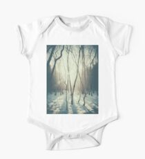 Peaceful Forrest One Piece - Short Sleeve