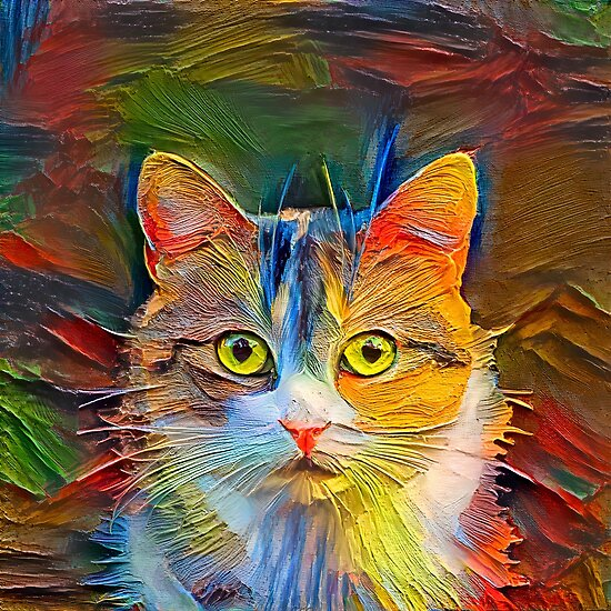Abstractions of abstract cat