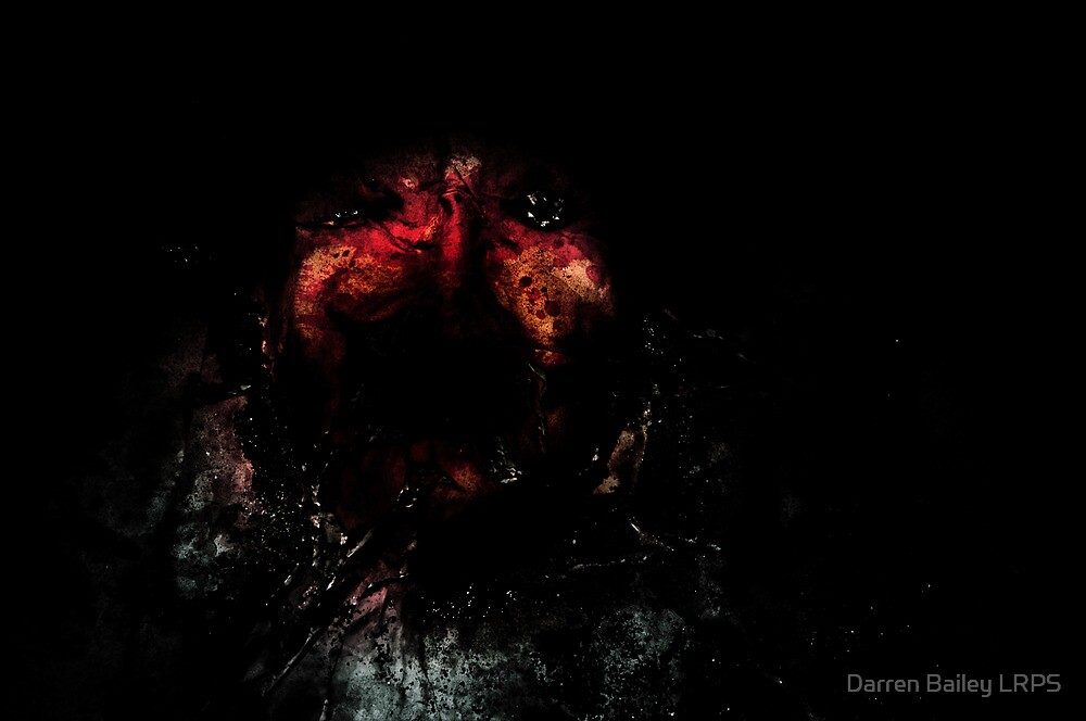 From the darkness it devours by Darren Bailey LRPS