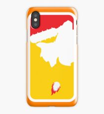 Major League Whack-Bat (variant) iPhone Case/Skin