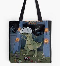 Jurassic Park Halloween Tote Bag