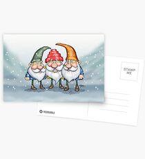Devo Gnomes Postcards