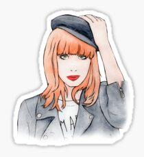 Miss P. Sticker