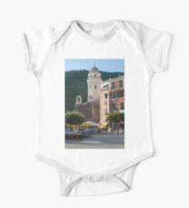 Small town in Italy One Piece - Short Sleeve