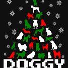 Doggy Christmas Tree by EthosWear