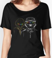 Daft Chief Women's Relaxed Fit T-Shirt