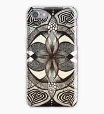 Geometical desingn- Mandala iPhone Case/Skin