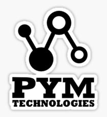 Pym Technologies - Ant man Sticker