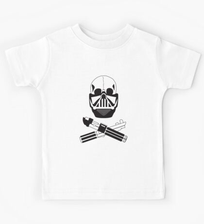 Vader and Cross Sabers Kids Clothes