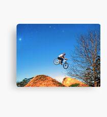Giant Leap Canvas Print
