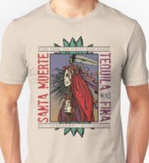 Santa Muerte Tequila Shirt Unisex T-Shirt