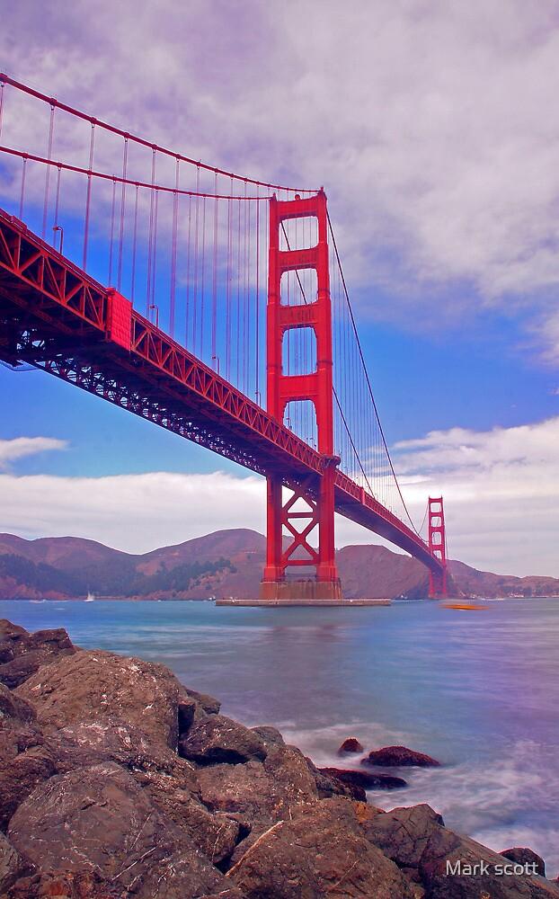 Golden Gate by Mark Walker