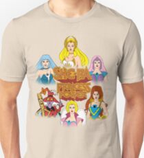 She-Ra Princess of Power - Girls of The Great Rebellion - Color T-Shirt