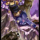 Monster Mistress Werewolf by bliz
